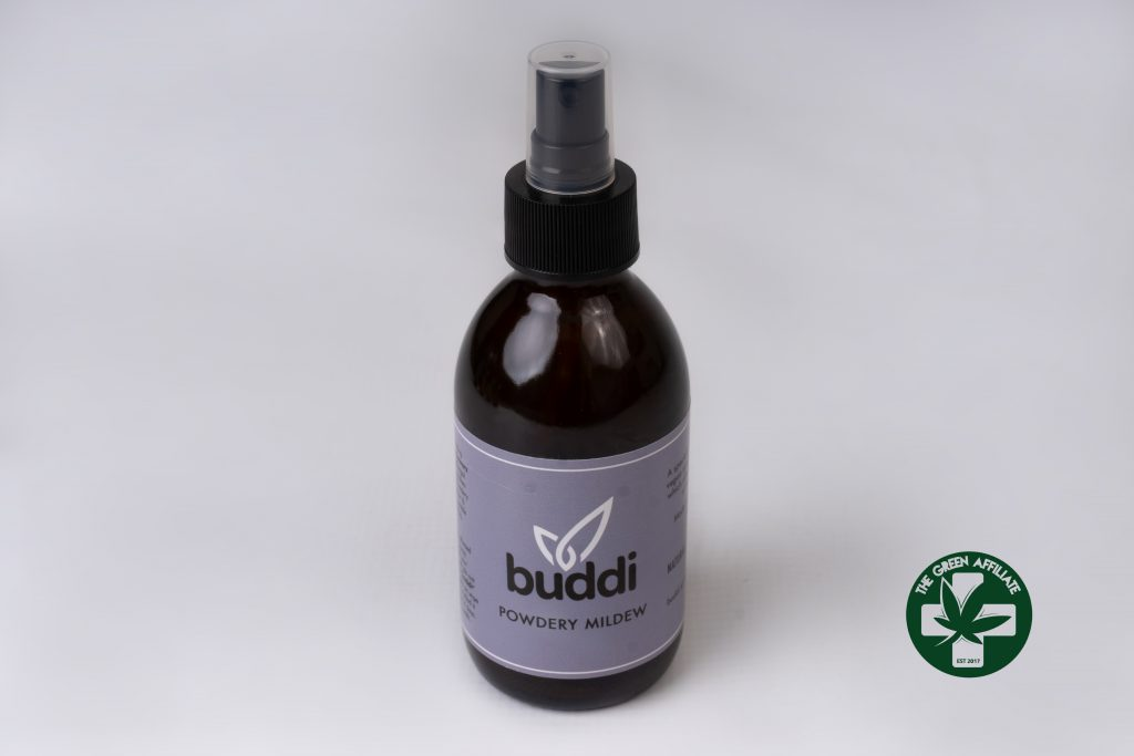 Buddi Spray Powdery Mildew 200ml The Green Affiliate TGA